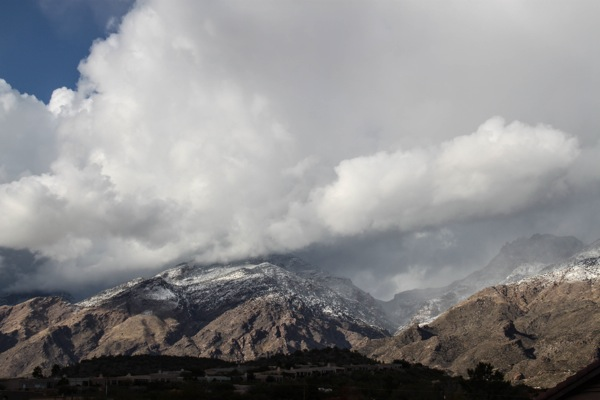 Snowy mountains  1 of 1