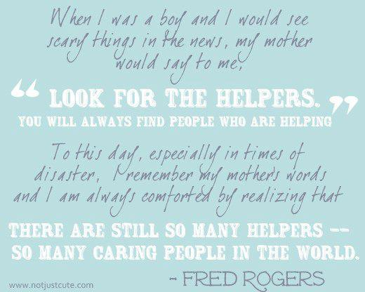 Look for the helpers1