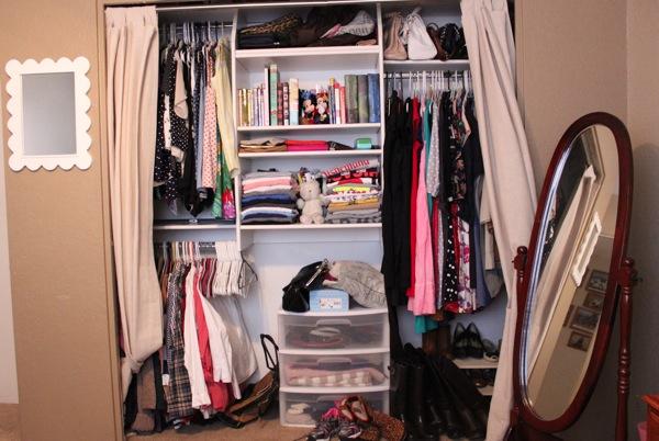 Meg closet
