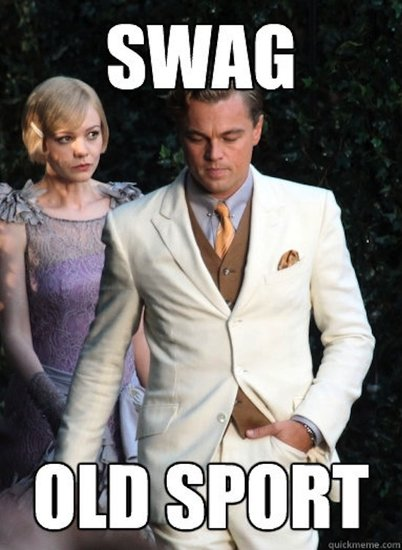 Great Gatsby Memes