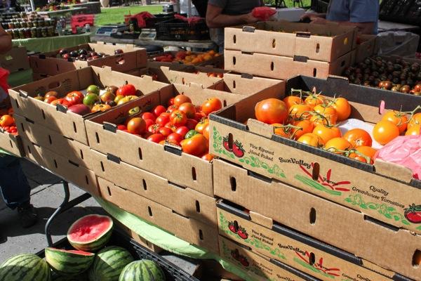 Farmers market  1 of 1