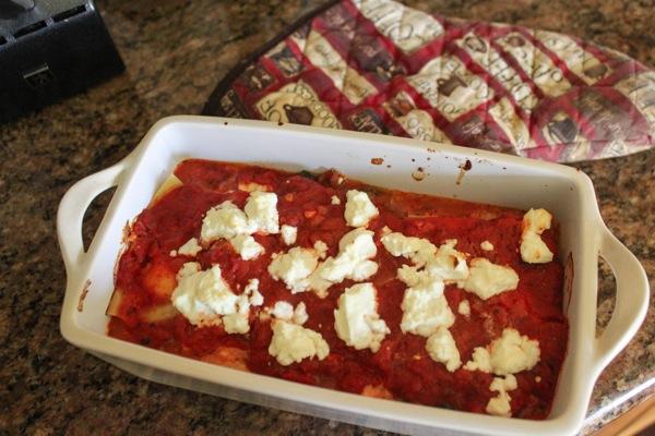 Lasagna  1 of 1