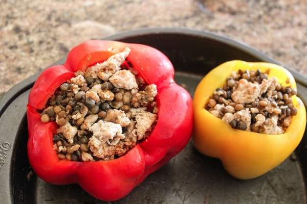 Stuffed peppers  1 of 1
