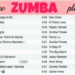 Pool, pull-ups and a [zumba] playlist