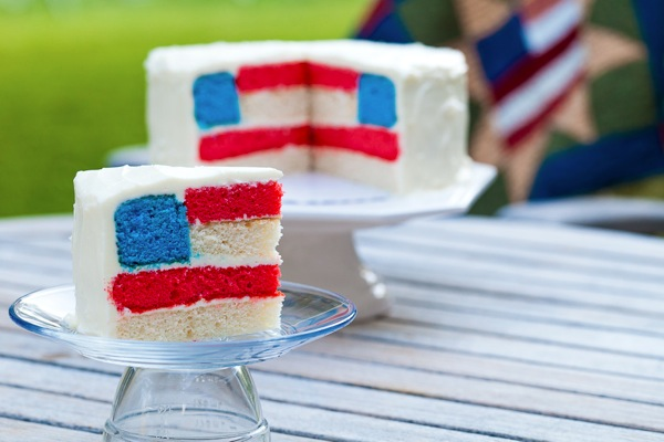 Fourth of July Cake 2