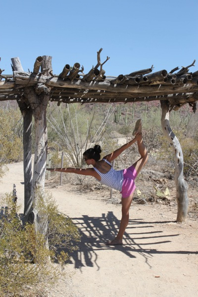 Desert yoga  1 of 1