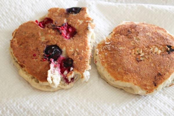 Berry pancakes  1 of 1