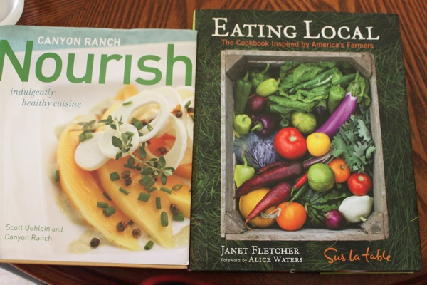Cookbooks  1 of 1