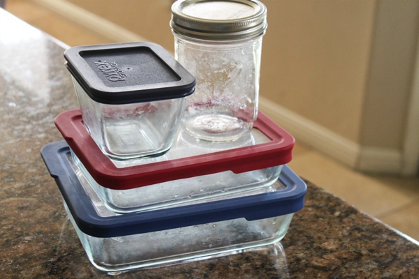 Glass containers  1 of 1
