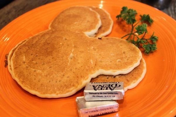 Mickey pancakes  1 of 1