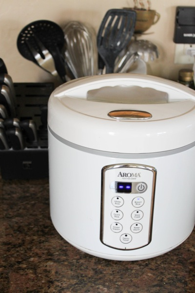 Rice cooker  1 of 1