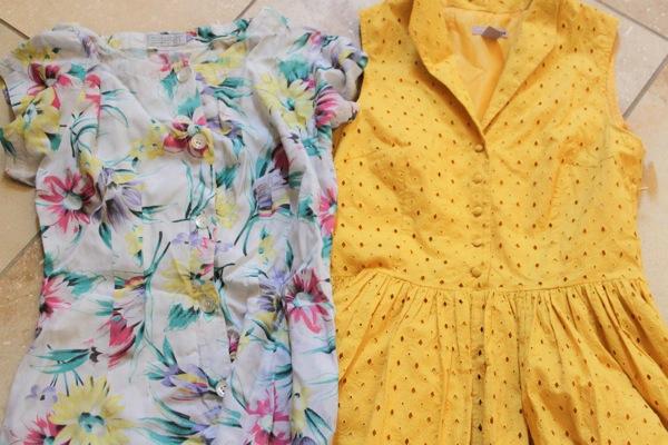 Thrift dresses  1 of 1