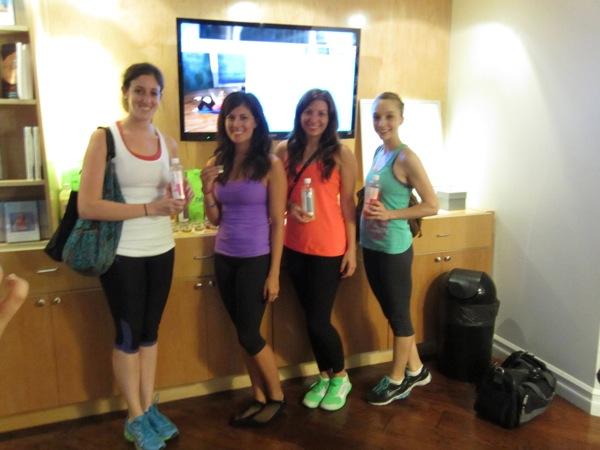 Fitnessista Event 123