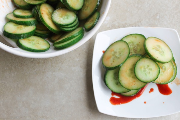 Cucumber salad  1 of 1 3