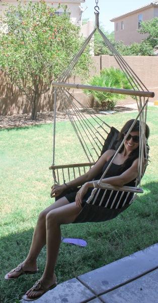 Hammock chair  1 of 1