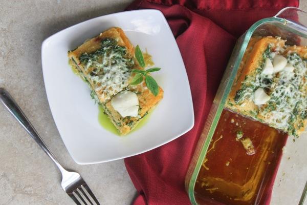 Polenta lasagna  1 of 1