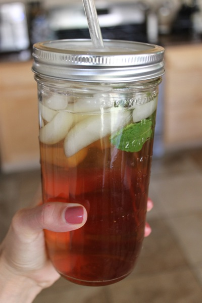 Rose tea  1 of 1
