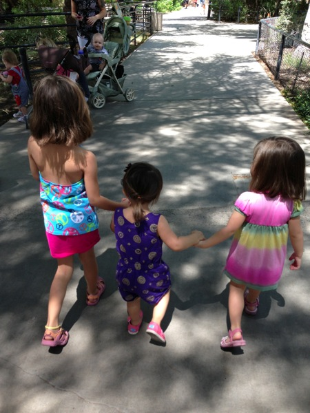 Zoo w cousins