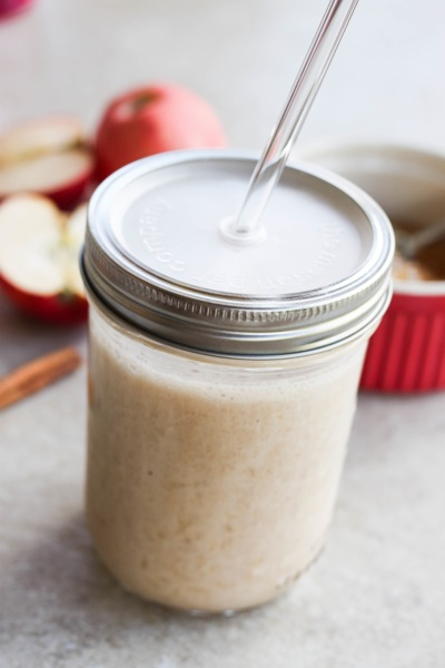 Apple pie smoothie  1 of 1