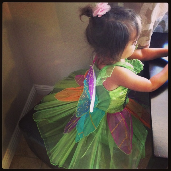 Livi the fairy