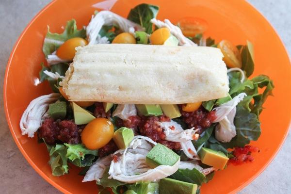 Tamale salad  1 of 1