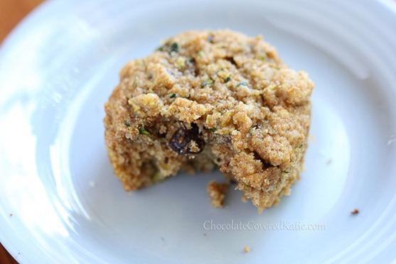 Zucchini muffin 1