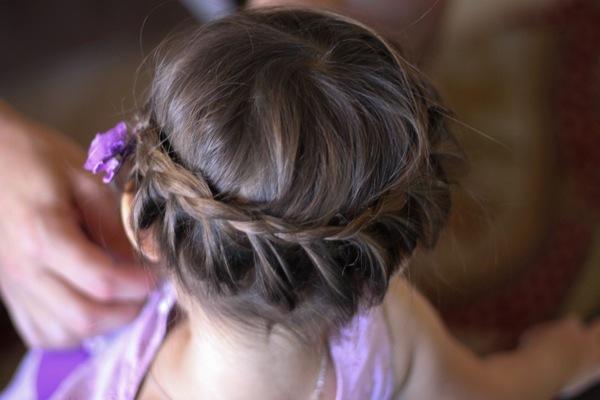 Crown braid  1 of 1