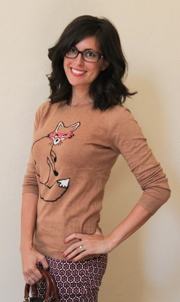 Fox sweater  1 of 1 2