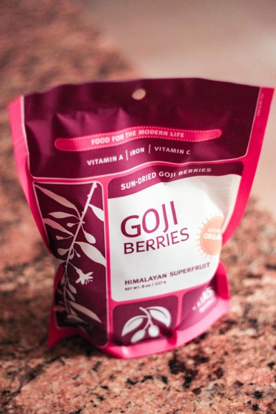 Goji berries  1 of 1