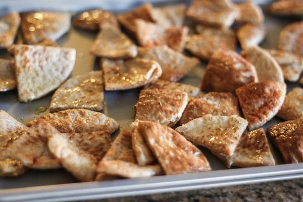 Pita chips  1 of 1
