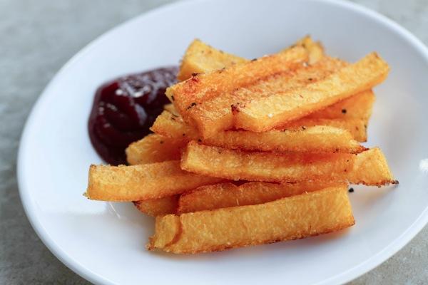 Polenta fries  1 of 1