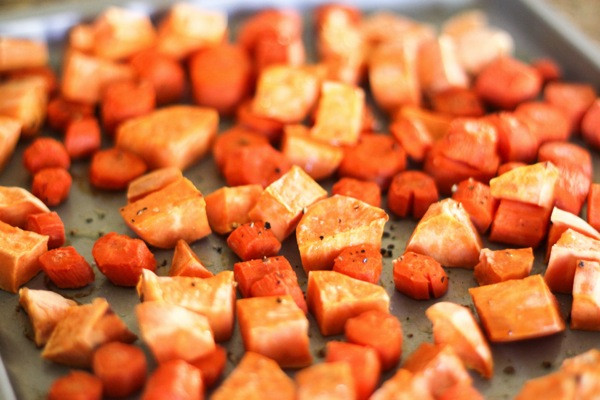 Roast veggies  1 of 1