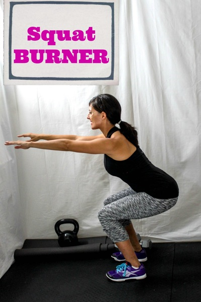 Squat burner  1 of 1