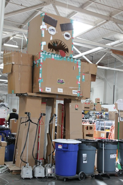 Box monster  1 of 1
