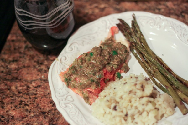 Dinner  1 of 1