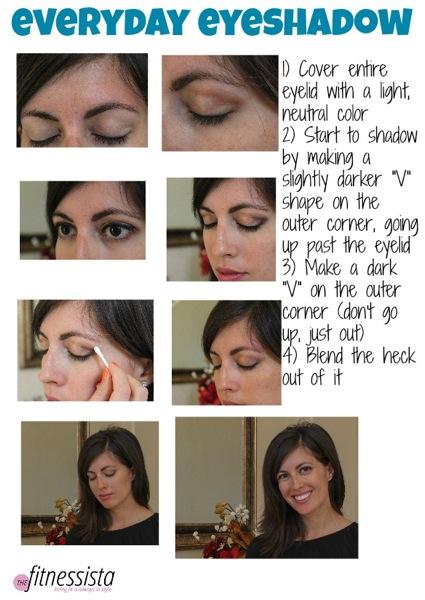 Everyday eyeshadow