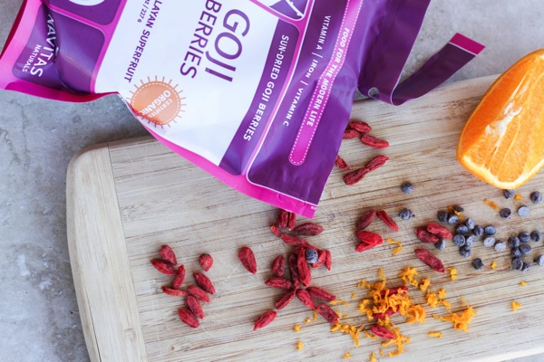 Goji berry clusters  1 of 1