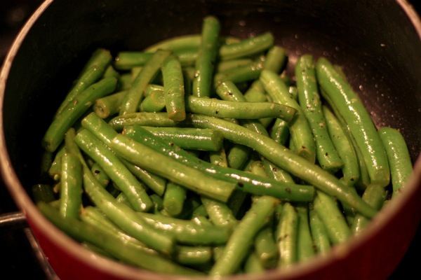 Green beans  1 of 1
