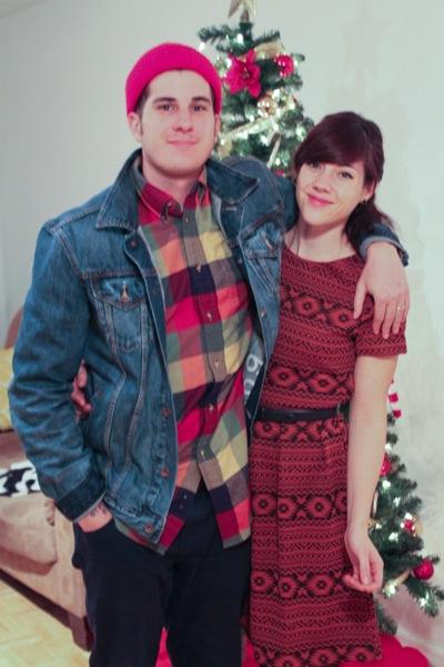 Kyle and Meg