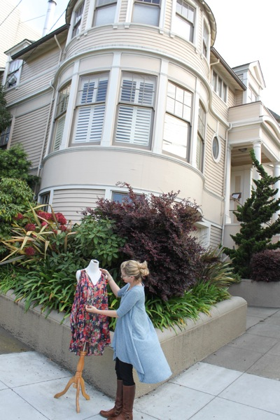 Mrs doubtfire house  1 of 1