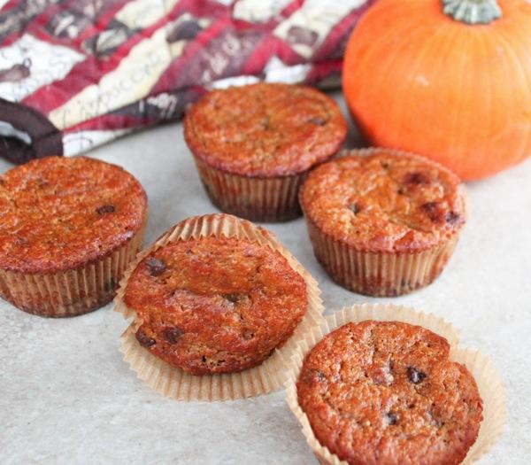 Pumpkin muffins  1 of 1 2