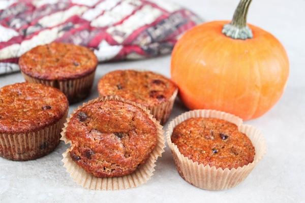 Pumpkin muffins  1 of 1 3