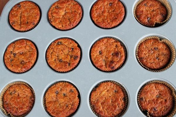 Pumpkin muffins  1 of 1