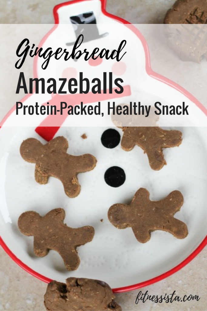 Gingerbread Amazeballs