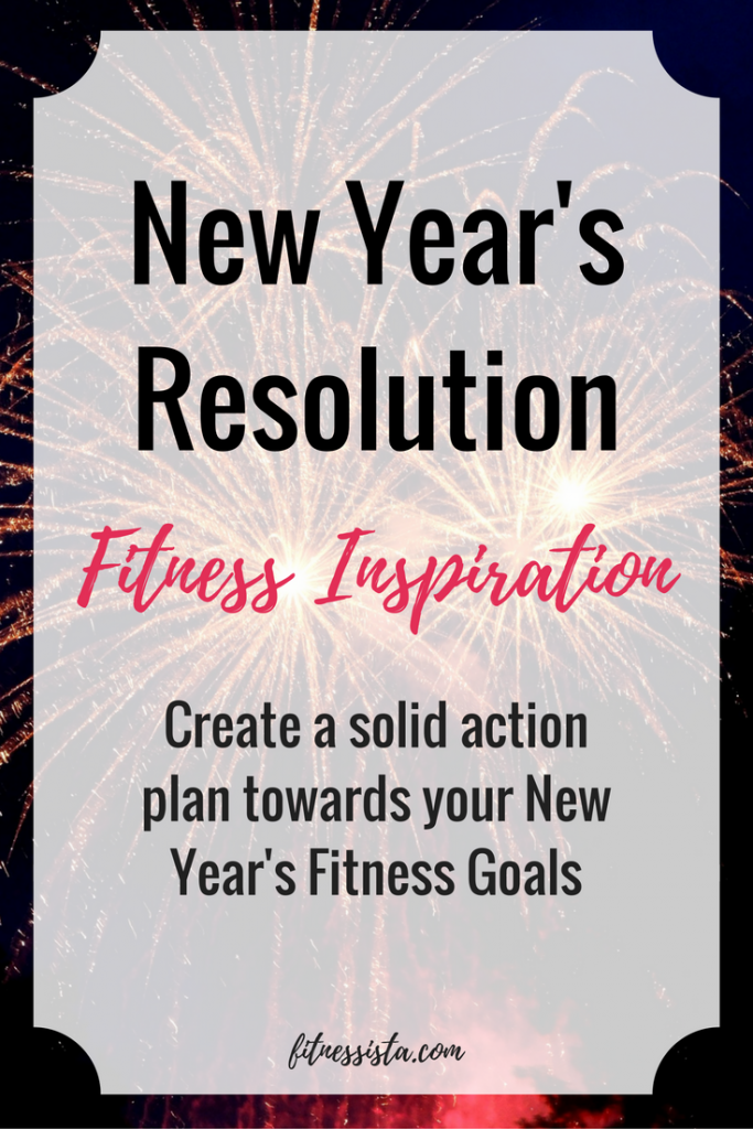 New Year's Resolution Fitness Inspiration