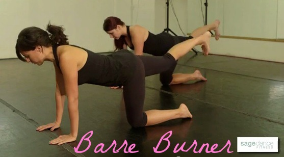 Barre burner filming