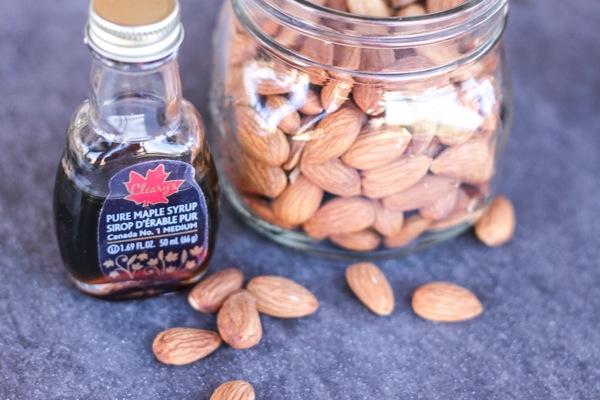 Maple almonds 1 of 1
