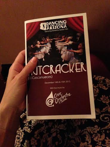 Nutcracker program