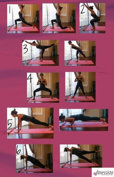 Asana workout 2