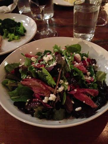 Proper salad